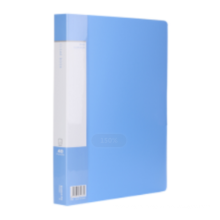 One Stop Shopping Office Supplies plastic A4 Clear Book file document storage box holder 40 pages