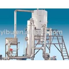 Secador de pulverización de circulación sellado utilizado en policloruro de plomo