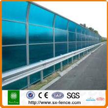 Barrière acoustique pour barrière acoustique / acoustique (manufacture)