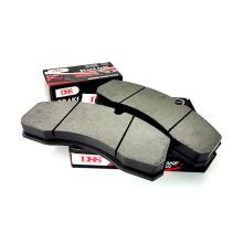 Truck Brake Pads wva29087 Front Brake Pads For Daf Mercedes benz Actros Spare Parts