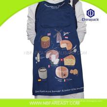 CE padrão novo design cozinha avental barato para homens