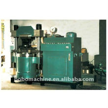 steel wire rope loop sling pressing machine