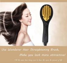 बाल ब्रश सीधे का उपयोग क्यों करें