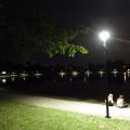 100W Led Lamp Post Light Dusk To Dawn
