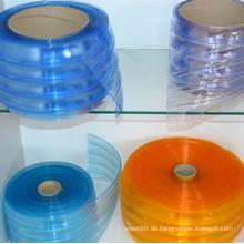 Flexibler PVC-Vorhang mit UV-Schutz