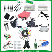 Getbetterlife Professional Customized 15Colors Ink Cheap Tattoo Kits