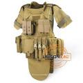 Ballistic Body Armor for Military and Tatical Use USA Standard