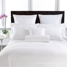 100% Baumwolle Top-Qualität Bettwäsche für Hotel (WS-2016298)