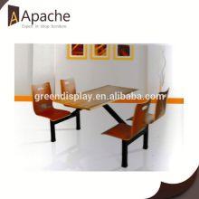 Fábrica de manufatura profissional diretamente da marca de madeira da marca de sapato loja de exibição de sapato