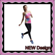 Оптовая пользовательские спандекс тесная одежда Йога для женщин