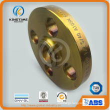 ASME B16.5 Carbon Steel Socket Weld Sw Flange Forged Flange with TUV (KT0400)