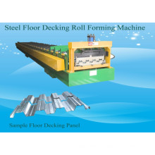 Профилегибочная машина для производства настилов пола Профилегибочная машина для производства валков Машина для производства стальных листов