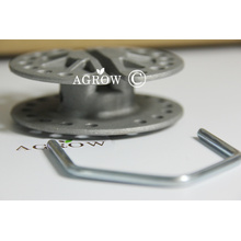 Rotating Aluminum Wire Strainer