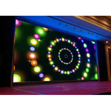 Small Pitch Full Color Indoor LED Screen