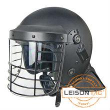 Motim controle capacete Riot capacete para polícia