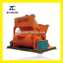 Misturador de betão de solo eixo Zcjk (JDC350)