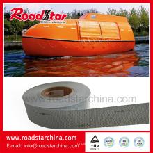 Tissu de base marine rétro bande réfléchissante pour yacht
