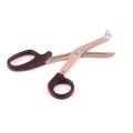 A atadura de aço inoxidável descartável dos primeiros socorros de DW-BSC001 Scissors com FDA aprovado