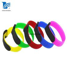 Attaches de câble colorées réglables de haute qualité