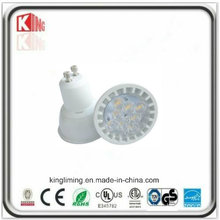 ETL 7W Spotlight 2700k Dimmable GU10 LED