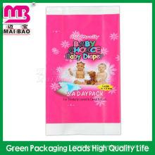 Llegue a SGS / Intertek bolsas de pañales phat de bebé de diseño estándar gratis para la venta