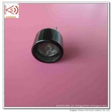 10mm 40kHz Estuche De Plástico Tipo Abierto Sensor Ultrasónico