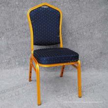 Горячие продаж Алюминиевый обеденный стул в Европейском (МК-ZL25-01)
