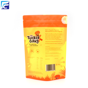 Wholesale Custom Logo Popcorn Packaging Bags
