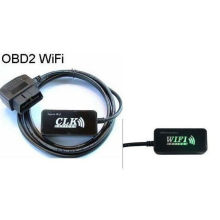 WiFi Elm327 Clk OBD 2 Diagnostic Code Reader for Ios