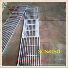 Directly Facotroy Galvanized Anti-Slip Steel Grating