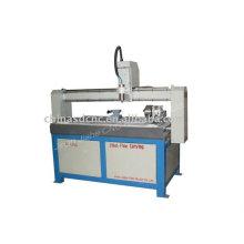 JK-6015 bois CNC Machine avec dispositif rotatoire