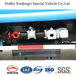 5ton Foton Road Sprinkler Truck with Good Design