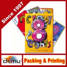 Eeboo Crazy Eights Playing Cards (430097)
