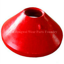 Mining Machinery Parts Mantle Liner Cone Crusher Liners