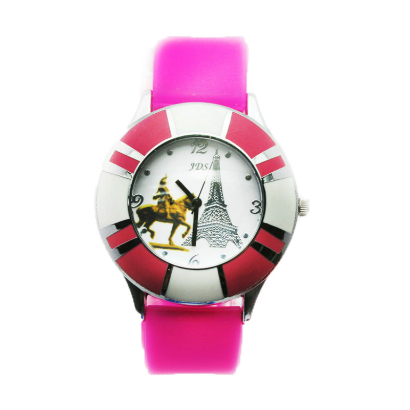 New Design Jelly Watch for Children