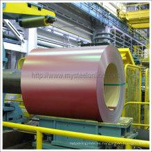 Teja usada Prepainted Steel Coil