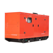 Isuzu 28kVA 22kw Super Silent Diesel Generator with Stamford Alternator