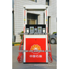 CSJQD34 CNG gas dispenser wiith 4 nozzles