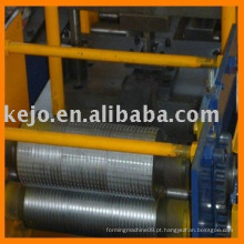 Ala de aço leve CU para máquina de formação de rolo doméstico