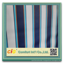 PVC Coated Polyester Awning Fabric Waterproof Strip Fabric