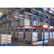 Heavy Duty Radio Shuttle Pallet Racking with Pallet Runner