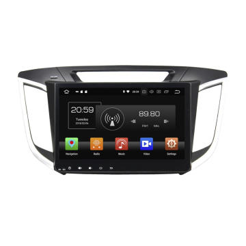 autoradio-head-units voor IX25 2014-2015
