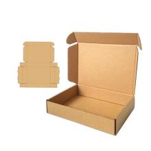 Custom design paper box clothes shipping mailer box shipping boxes custom logo
