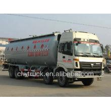 Foton 8x4 caminhão de cimento a granel em Peru