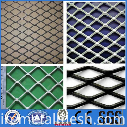 High Quality Aluminum Expanded Metal Wire Mesh