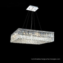 Postmodern crystal chandelier villa living room dining room bedroom hotel chandelier