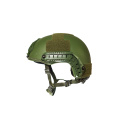 Customized  Kevlar Helmet Advanced Combat Helmet with Level 3A for Plolice and Military
