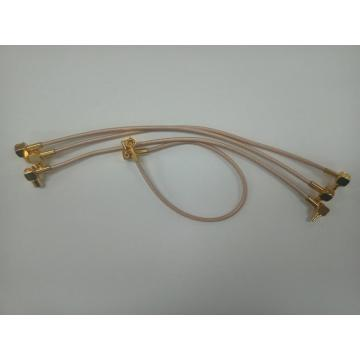 SMB male to SMB female extension cable