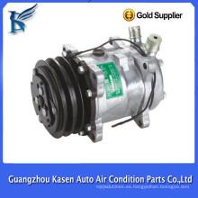 Para el coche universal AA 12V compresor aire acondicionado para el coche