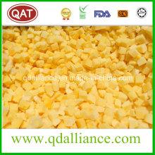IQF Frozen Diced Mango avec bonne qualité